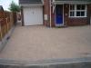 Blocked paved driveway 1